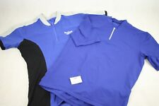 "2 x 38"" Chest Cycling Jerseys Vintage Short Sleeve Shirts Pre-owned (541)"