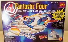 FANTASTIC FOUR MR. FANTASTIC'S SKY SHUTTLE 1995 TOY BIZ NEW SEALED MINT NEW