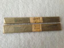 Komet Abstechmesser Einstechmesser Drehstahl HSS  A1 / 2A E