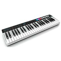 Irig Keys i/o 49 - Master Keyboard a 49 Teclas para PC Mac IPAD IPHONE Con