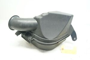 05-11 CADILLAC STS 3.6L AIR INTAKE FILTER CLEANER BOX ASSY *ONE BROKEN TAB* OEM