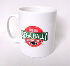 Sega Rally Championship Sega Saturn/Arcade Game Coffee Tea MUG CUP - SEGA