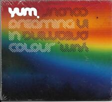 CD DIGIPACK 11 TITRES YUM DREAMING IN COLOUR 2008 NEUF SCELLE MTC 1992040