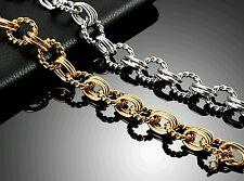 Gold filled ring bracelet for women ladies mother Birthday Free Gift Bag