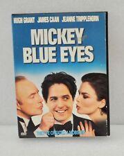 Hugh Grant Mickey Blue Eyes DVD Movie Original Release