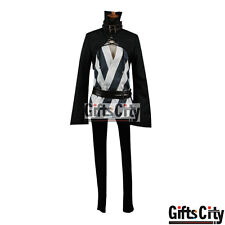 Black Butler Snake Uniform Cos Clothes Cosplay Costume