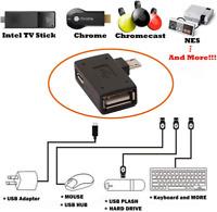 90 Grad rechter Winkeladapter USB OTG für Samung, Huawei, Xiaomi, uvm. NES SNES