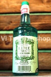 Pinaud Clubman Lime Sec Eau de Cologne | erfrischendes Gesichtswasser | Barber