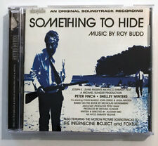 Roy Budd SOMETHING TO HIDE Soundtrack CD FOXBAT INTERCINE PROJECT Castle