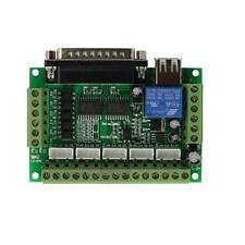 1x 5 Axis CNC Breakout Board  For Stepper Motor Driver Controller mach3