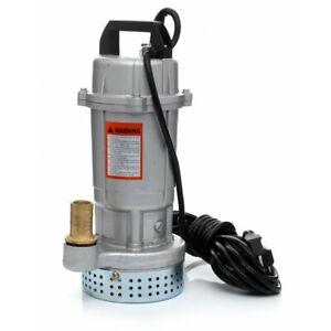Sludge Pump Mud Slurry Sewage Dirty Water Dewatering Flood 1600W 12500 l/h
