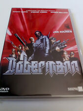 """DVD """"DOBERMANN"""" JAN KOUNEN TCHEKY KARYO VINCENT CASSELL MONICA BELLUCCI"""