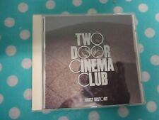 Two Door Cinema Club : Tourist History CD (2010) cd album,free postage uk
