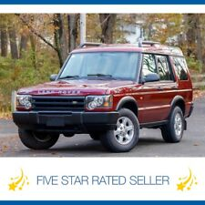 2004 Land Rover Discovery Diff Lock 4Wd Loaded Low 81K mi Clean Carfax