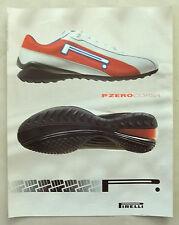 B643-Advertising Pubblicità-2004 -PIRELLI P ZERO CORSA