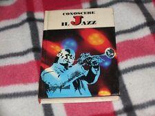 ARRIGO POLILLO - CONOSCERE IL JAZZ Ed. Mondadori 1967