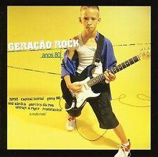 Geracao Rock-Anos 79 : Geracao Rock: Anos 80 CD