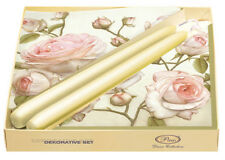20 Paper Napkins with Candles BEAUTY ROSES Decoration SHABBY CHIC DECOUPAGE / D
