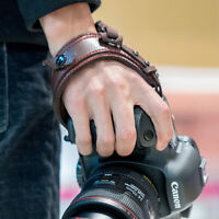 DSLR SLR Camera Wrist Strap Snapshot Hand Grip For Canon Sony a7r3 Nikon d800