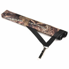 45X8.5cm Oxford Clothes 2 Point Single Arrows Quiver Camo Case Holder F Bow Hunt