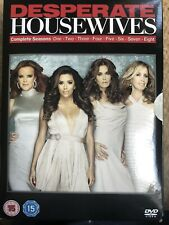 Desperate Housewives: Series Seasons 1-8 (Complete Box Set) [DVD] New Genuine UK