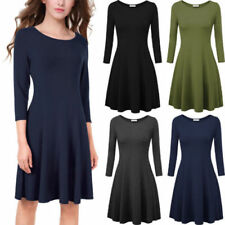 Rayon Dresses for Women with Slimming Midi