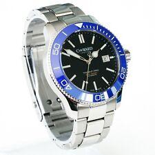 Christopher Ward C60 Trident 600 Automatic Swiss Diver's Watch Blue Bzl Sapphire