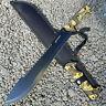 2 in 1 MACHETE + Säge Outdoorset Messer Survival Axt Beil Militär BW HA Camou
