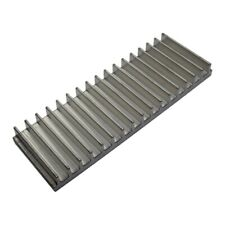 More details for rad-p3698/50 heatsink: extruded grilled l: 50mm w: 150mm h: 15mm 3k/w stonecold