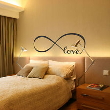 Removable Love Wall Stickers Art Vinyl Quote Decal Mural Home Bedroom Decor PVC