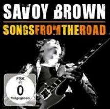 Songs From The Road 0710347118725 by Savoy Brown CD With DVD