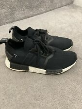 adidas NMD R1 PK Primeknit Japan Black White Boost UK 8.5