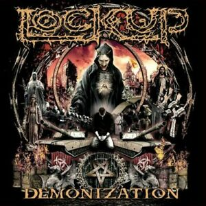 Lock Up ‎– Demonization LP _grünes Vinyl_ grind death metal