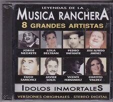 Jorge Negrete,Lola Beltran,Pedro Infante,Jose Alfredo Jimenez,Javier Solis,Chayi