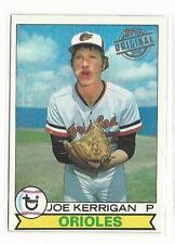 2015 Topps Update 1979 BUYBACK #37 Joe Kerrigan  Baltimore Orioles  SP