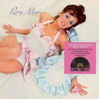 Roxy Music - The Revolutionary First Album (Clear Vinyl LP RSD 2020)(New/Sealed)