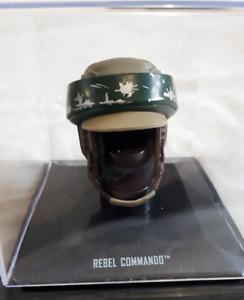 CASQUE DE COLLECTION - STAR WARS, REBEL COMMANDO / ALTAYA