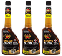 Penrite Engine Flush 3 PACK Treats 7.5L / 375mL Bottle / ADEF375