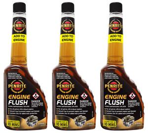 Penrite Engine Flush 3 PACK Treats 7.5L / 375mL Bottle / ADEF375