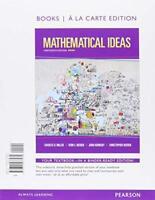 Mathematical Ideas - by Miller