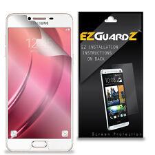 2X EZguardz Screen Protector Cover HD 2X For Samsung Galaxy C5