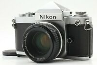 【Near Mint】 Nikon F2 35mm SLR Film Camera w/ Ai Nikkor 50mm f/1.8 MF Lens Japan