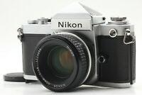 【Near Mint】 Nikon F2 35mm SLR Film Camera w/ Ai Nikkor 50mm f/1.8 MF Lens Japan