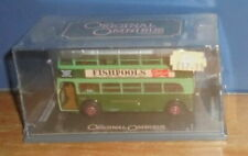 Corgi OOC OM45704 AEC Q Double Deck Bus London Country Area 1 76