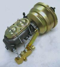 "8"" Power Brake Booster 1-1/8"" Bore Master Cylinder & Disc Proportioning Valve"