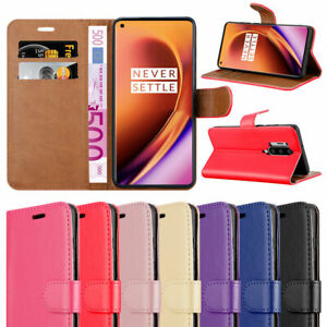 For OnePlus 8 Case OnePlus 8 Pro Cover Leather Wallet Book Flip Folio Stand View