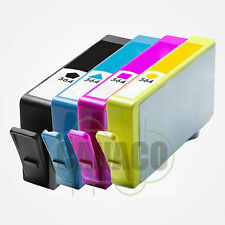 4 PK New 564 564XL Ink Cartridge for HP Plus-B209a C5324 D5440 B109a 5520 7520