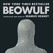 Beowulf and other Historical Audiobooks on mp3 CD