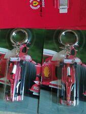 3 Stück Ferrari Schlüsselanhänger Original