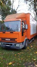 Iveco 7,5T LKW Geschloßener Kasten